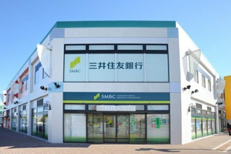 三井住友銀行の店舗
