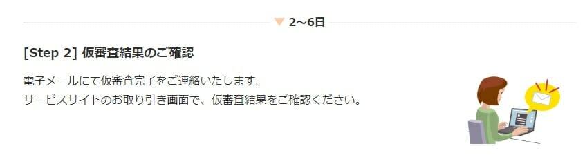 ソニー銀行の住宅ローン仮審査